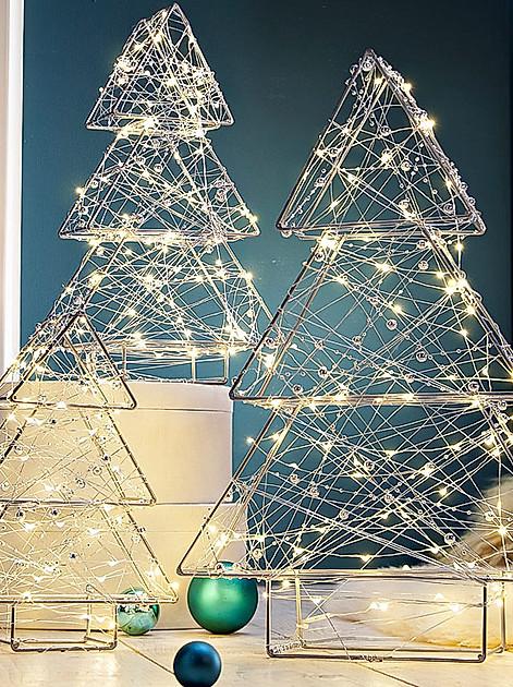 LED_Tannenbäume