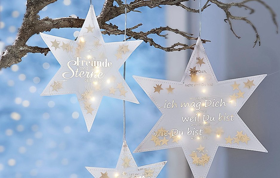Wunsch-Sterne