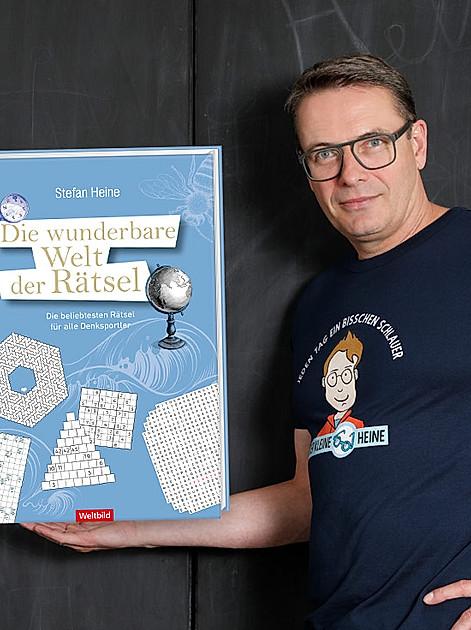Die wunderbare Welt der Rätsel von Stefan Heine gewinnen