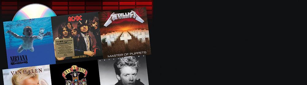 Einstiegsgrafik Rockklassiker CD