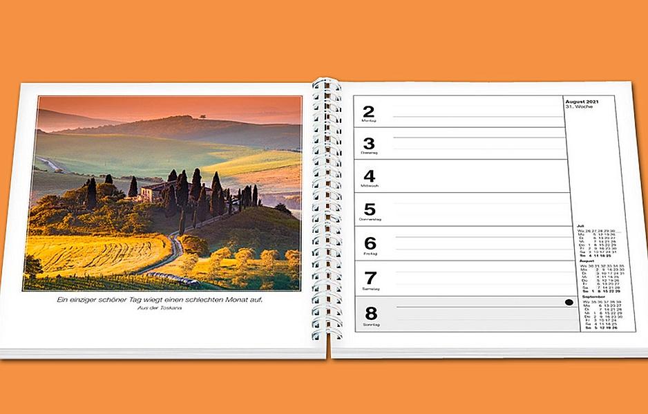 Fotokalender-Stimmungen