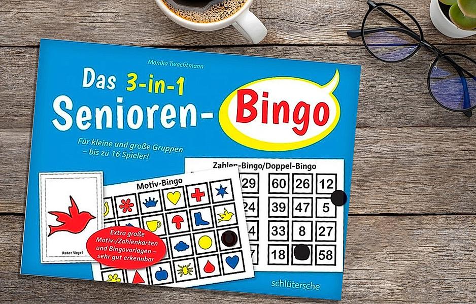 Gedächtnistraining - Bingo