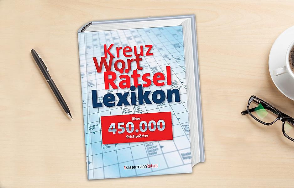 Gedächtnistraining - Kreuzworträtsel-Lexikon