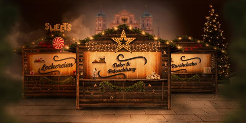 Unsere Weihnachtsmarkt-Aussteller