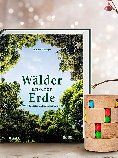 Geschenktipp für Naturfreunde: Wälder unserer Erde