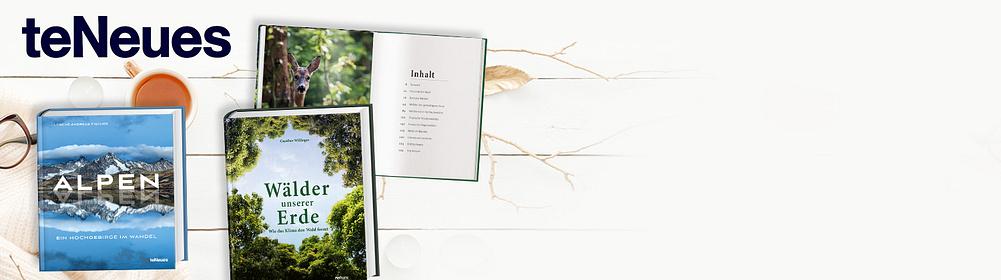 #**Fantastische und einzigartige Bildbände von teNeues**      ##Reise, Fotografie, Mode und Design      ###Der Verlag teNeues steht für hohe Druckqualität, Verarbeitung und renommierte Autoren.