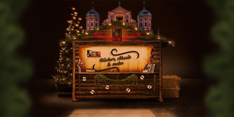 Weihnachten mit Ihren Lieblingsstars