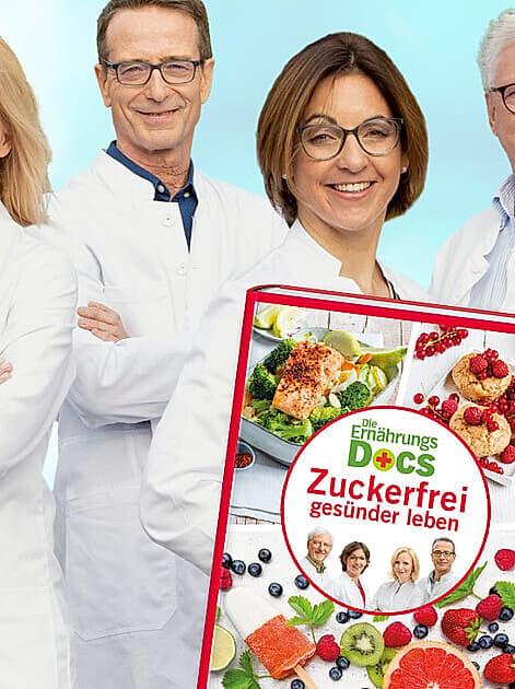 Die Ernährungs-Docs - Zuckerfrei gesünder leben