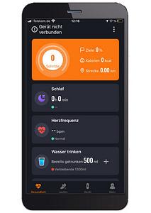 App-Aufzeichnung Übersicht