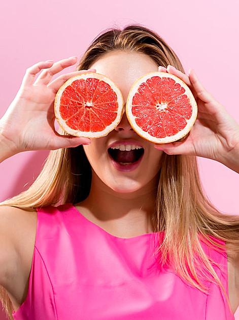 Bitterstoffe in leckerer Fruchtform: saftige Grapefruits sind voll davon.