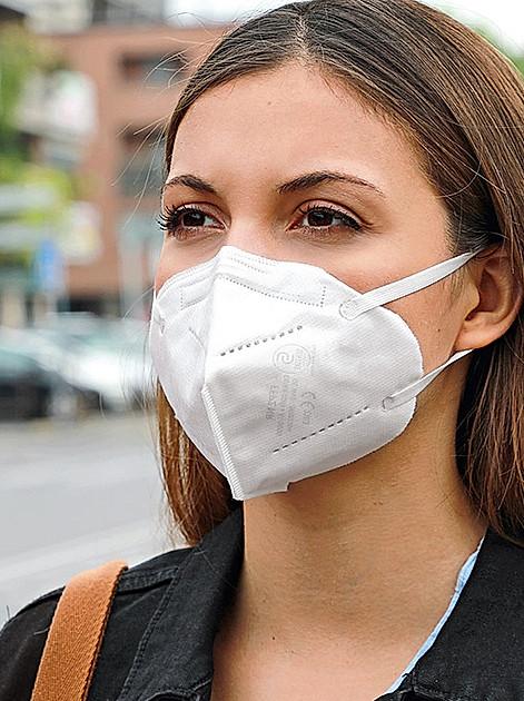 Wie FFP2-Masken schützen