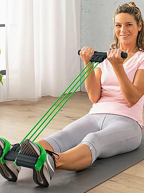 So werden Sie schnell fit – auch ohne Fitnessstudio!