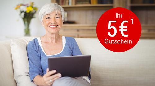 Orbisana Newsletter 5€ Gutschein