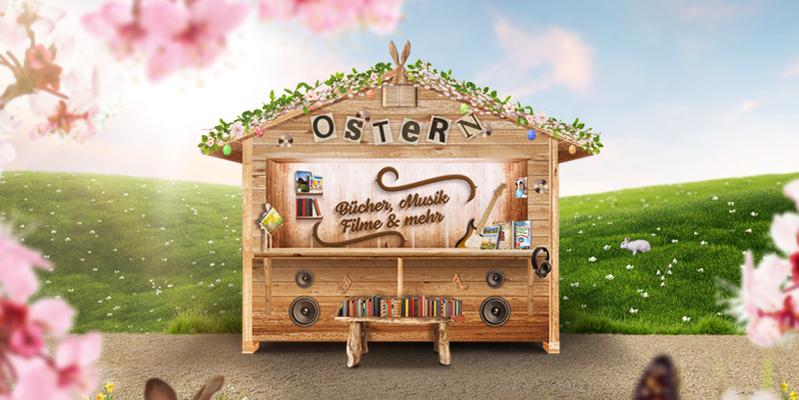 Bücher, Musik & Filme zu Ostern