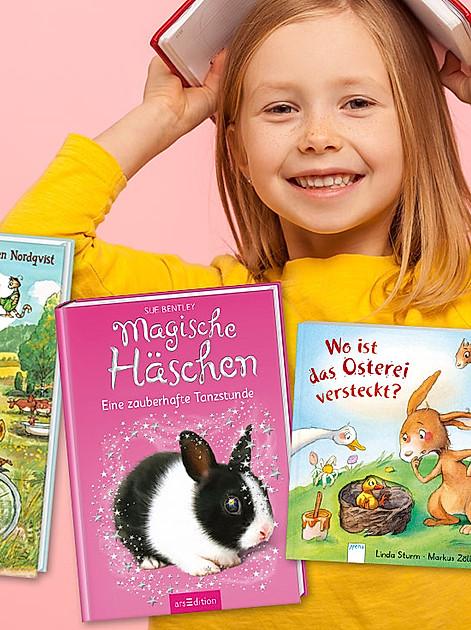 Kinderbücher zu Ostern entdecken