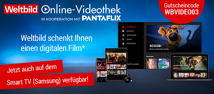 1 Film geschenkt & SmartTV