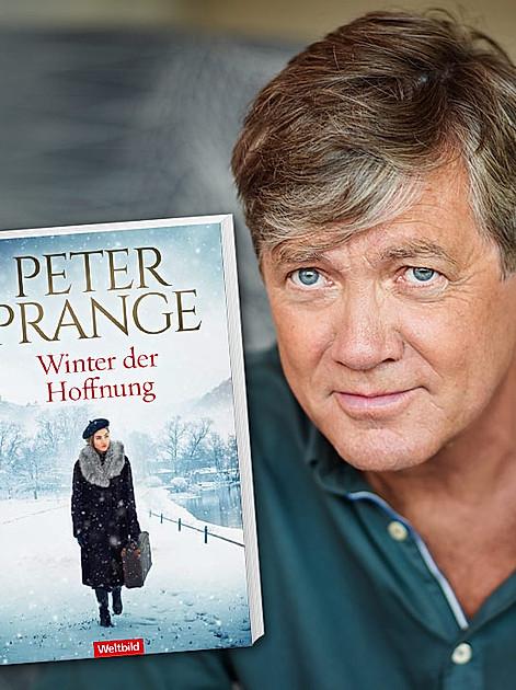 """""""Winter der Hoffnung"""" das neue Buch von Peter Prange"""