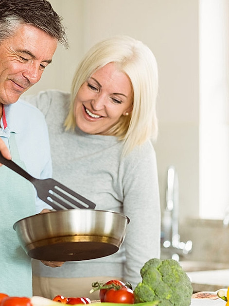 Blitz-Rezept Low Carb - gesund, leicht & lecker