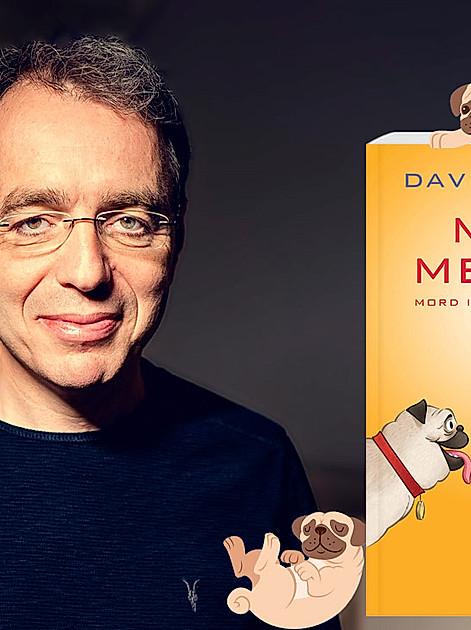 Miss Merkel heisst das neue Buch von David Safier