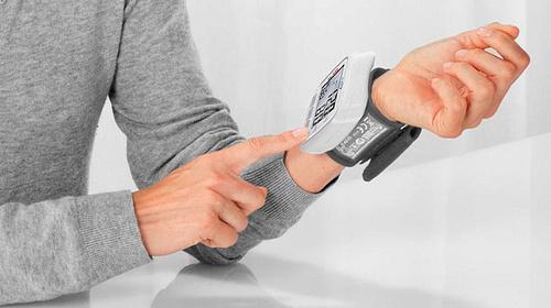 Bluthochdruck selber messen