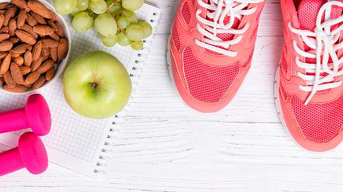 Sport und gute Ernährung bei Bluthochdruck