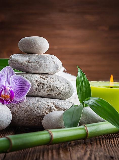 Entspannen mit Ritualen aus dem Fernen Osten