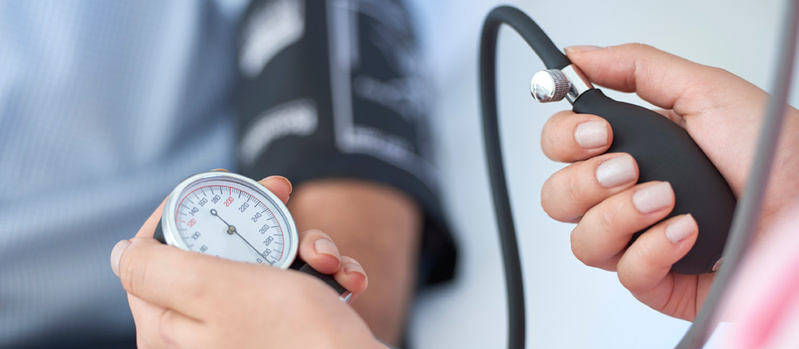 Blutdruck & Kreislaufprobleme