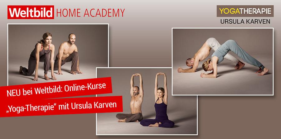 Yoga-Therapie von Ursula Karven
