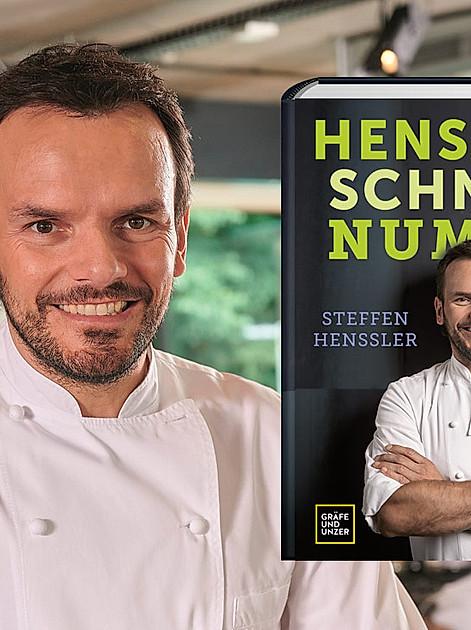 Das neue Buch von Steffen Henssler: Hensslers schnelle Nummer