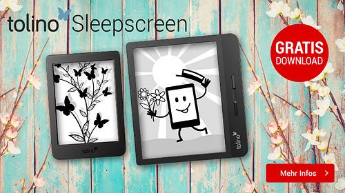 tolino sleepscreen mobil