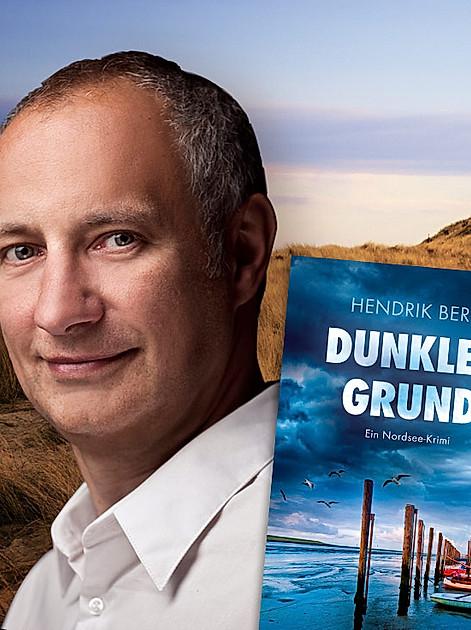 neues Buch Hendrik Berg: Dunkler Grund