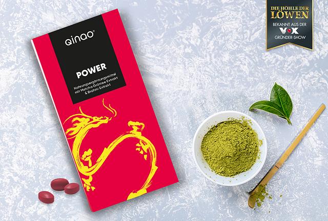 Bild Produkt qinao mit Koffein