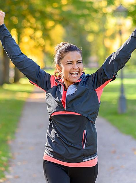 Joggen lernen - Laufen macht glücklich