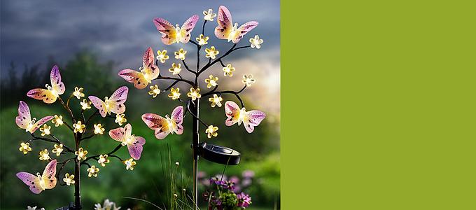 Deko-Highlights für Ihren Garten