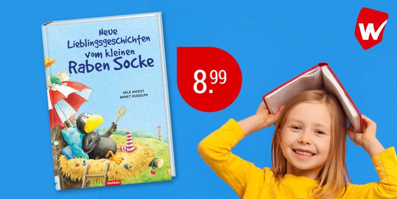 Lieblingsbücher für Kids