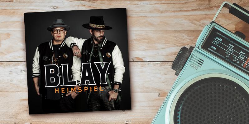 """Die Supergroup BLAY mit ihrer neuen CD """"Heimspiel"""""""