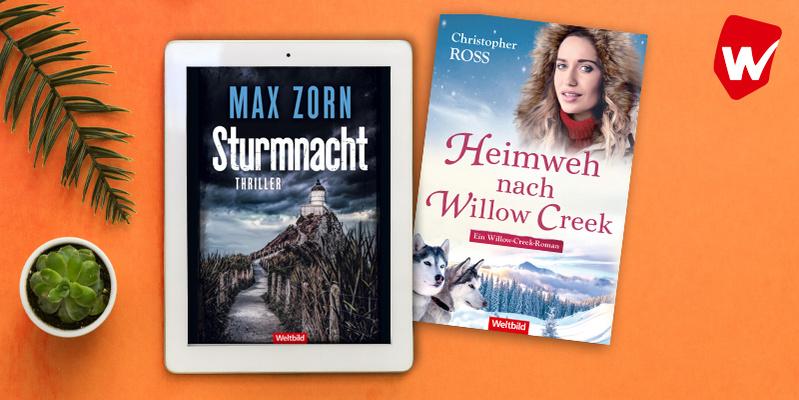 Neue eBooks nur bei Weltbild