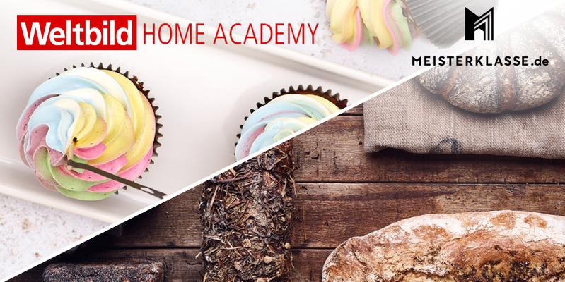 """""""Happy Sweet Bakery"""" + Die Kunst des Brotbackens"""