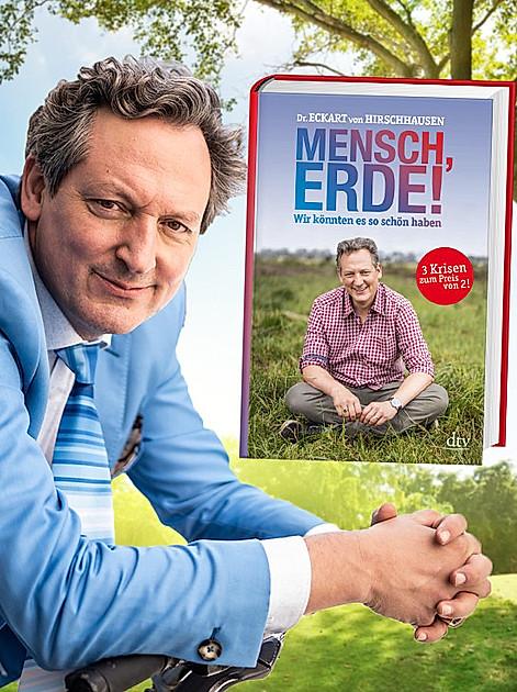 Eckart von Hirschhausen neues Buch