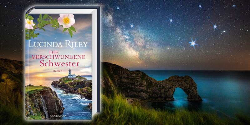 """Endlich Neues von Bestsellerautorin Lucinda Riley! Band 7 der """"Sieben-Schwestern-Reihe"""" jetzt lesen und genießen."""