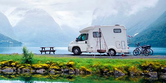 Magazin Camping Bild