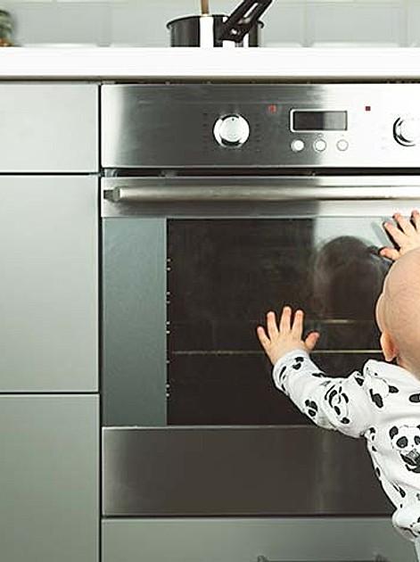 Praktische Übersicht für eine kindersichere Wohnung