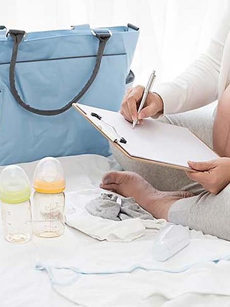 Gut vorbereitet ins Krankenhaus mit dieser Checkliste