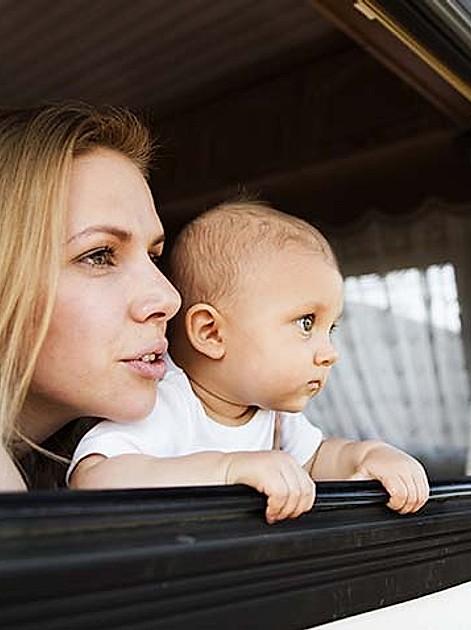 Alles rund um das Thema Reisen mit Baby