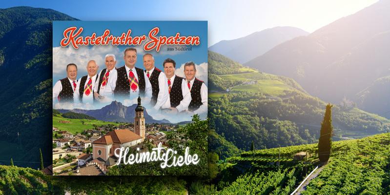 Das neue Studioalbum der Kastelruther Spatzen