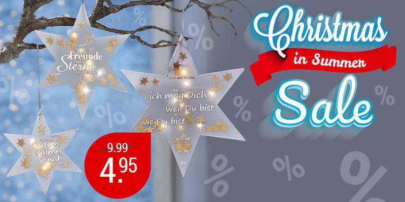 Zum Christmas in Summer Sale