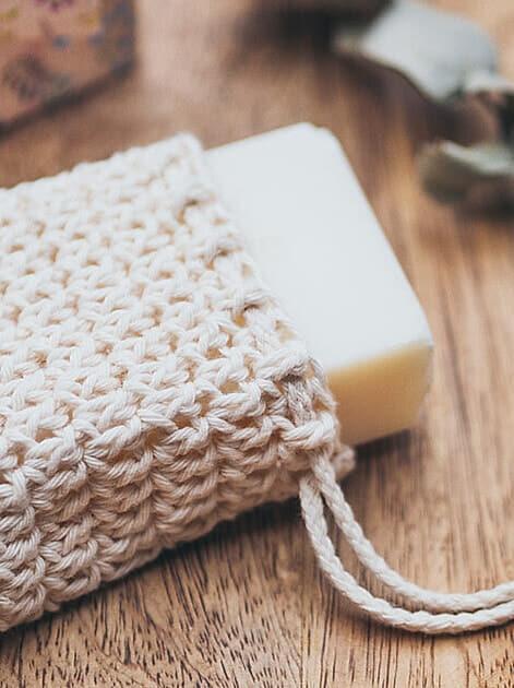 Anleitung Seifensäckchen selber machen