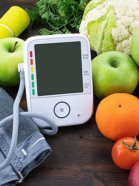 Rezepte bei Bluthochdruck - gesund, einfach & lecker