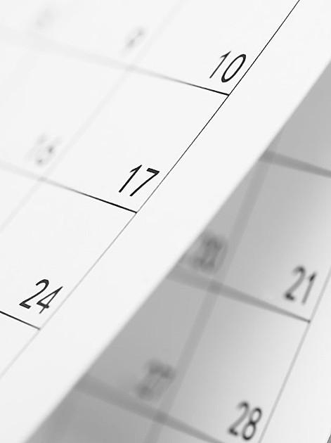 Welcher Kalender passt zu mir?