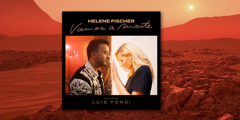 Die aktuelle Single von Helene Fischer - jetzt bestellen!